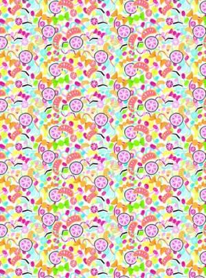 Бумага DECOPATCH Детский коктейль