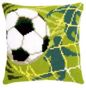 Набор для вышивания подушки Футбол