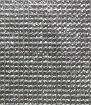 Лист самокл. кристаллов Diamond-Flex, 3мм, 17,2х25,2см, цвет Прозрачный