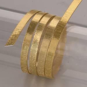 Проволока алюмин. со структурной поверхностью, цвет Золотистый