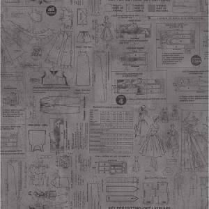 Ткань для пэчворка, 50х55см, серия 801