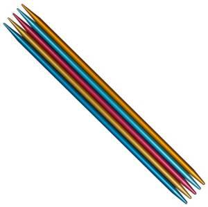 Спицы чулочные, сверхлегкие addiColibri, №2, 20 см. 5 шт