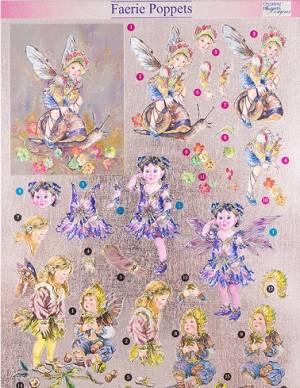 Карта серии Дюфекс Феи цветов