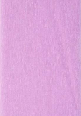 Крепированная бумага, 50см х 2 м., цвет Светло-фиолетовый