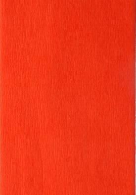 Крепированная бумага, 50см х 2 м., цвет Темно-оранжевый