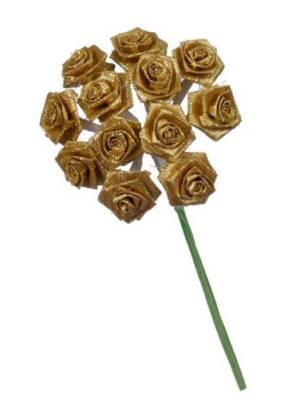 Букет Розочки, цвет Золотой