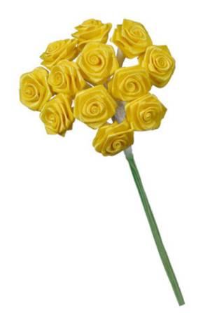 Букет Розочки, цвет Жёлтый