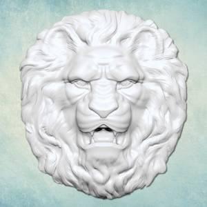 Молд Голова льва (XS)