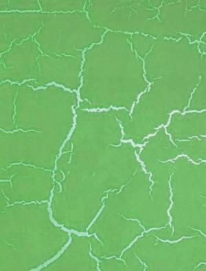 Второй шаг полупрозрачного кракелюра Паутина Spider Crackle, 70мл, цвет Зелёный
