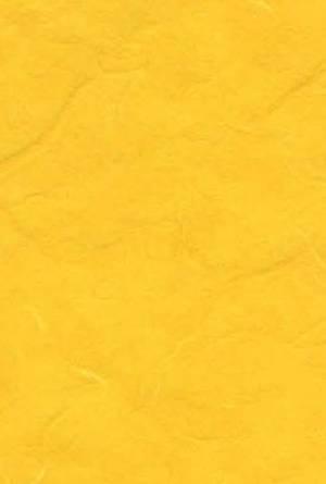 Шелковая бумага 35х50 см, цвет Желтый
