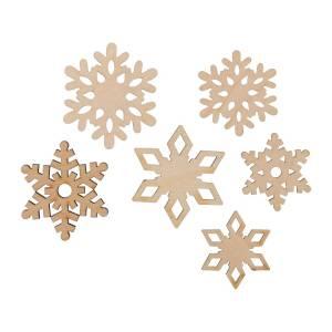 Мини-набор Снежинки