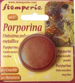 Порошок-пурпурин, цвет Бронзовый