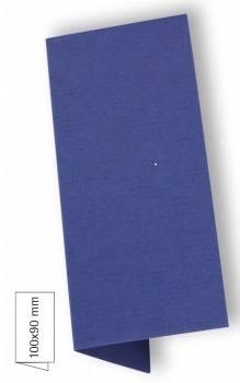 Открытка настольная, цвет Королевский синий