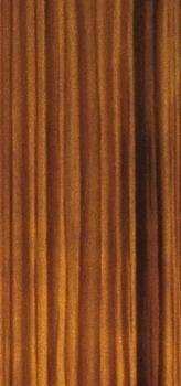 Фольга восковая для украшения Акварельные полоски, цвет Коричневый темный